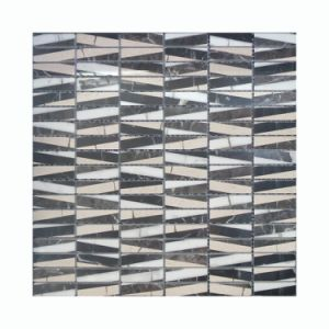 2017 New! Joint Marble Mosaic pictures & photos