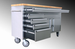 60 Inch Stainless Steel Rooling Tool Chest pictures & photos