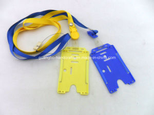 Cheap Wholesale Convenient Lanyard Card Holder pictures & photos