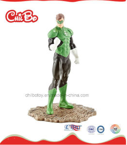 The Green Lantern Plastic Doll pictures & photos