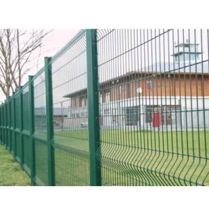 Wire Mesh Fence Galvanized/PVC Coated High Quality China Anping Factory pictures & photos
