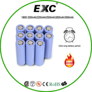 18650 Battery Pack Lithium for Medical Equipment pictures & photos