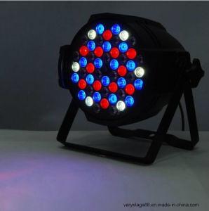 DMX512 54X3w LED RGBW PAR64 Effect Light DJ Party Stage Lighting pictures & photos
