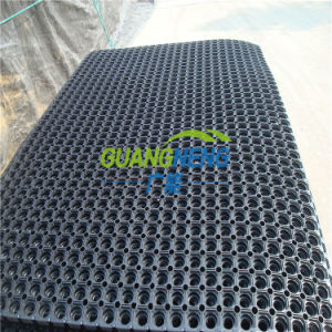 Shipping Deck Rubber Mat/Outdoor Grass Rubber Flooring/Drainage Boat  Anti Slip Rubber Floors