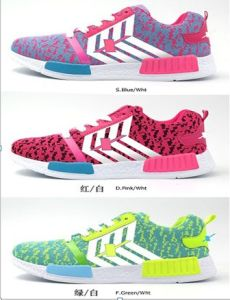 Men Sports Running Shoes Sneakers Cheap Price High Quality (AKRS27) pictures & photos