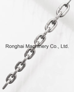 Grade 100 / 5mm*15mm Lifting Chain / 25CrNiMo / Chinese Standard /Galvanise