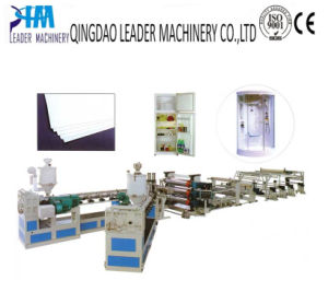 High Impact ABS/HIPS Refrigerator Sheet Extrusion Line pictures & photos