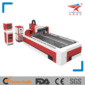 YAG Laser Cutting Machine for Round Pipe Cutting (TQL-LCY620-GB2513) pictures & photos