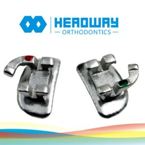 Dental Products, First Molar Edgewise Orthodontic Bracket with Hook pictures & photos