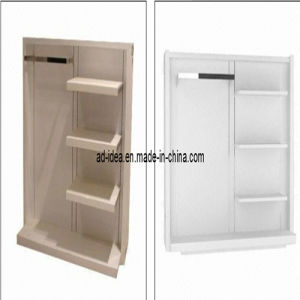 MDF Display Stand/High Quality Wooden Display Rack (AD-130505) pictures & photos