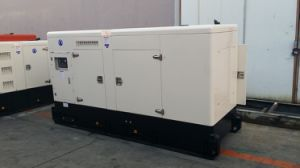 125kVA 100kw Standby Rate Soundproof Cummins Diesel Generator pictures & photos