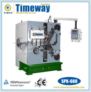 Multi-Axis High Speed CNC Spring Coiler (Wire Bending Machine) pictures & photos