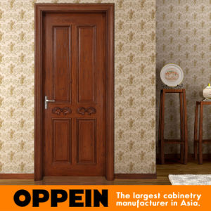 2015 Guangzhou Classic Wood Grain Lacquer Door (JS-4015) pictures & photos