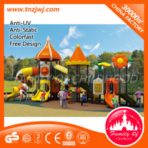 Plastic Playground Material and Outdoor Children Playground pictures & photos