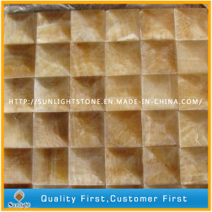 Polished Natural Yellow Honey Marble Onyx for Slabs, Tiles, Mosaics pictures & photos