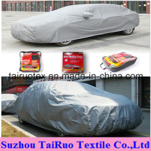 Car Cover of 100% Poly 190t Silver Coated Fabric pictures & photos