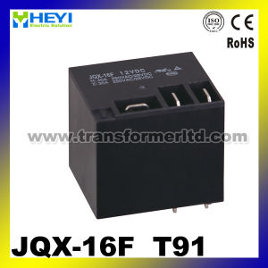 Jqx-16f (T91) PCB Relay, Miniature Relay pictures & photos