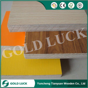 13-Ply Melamine Faced Commercial Plywood pictures & photos