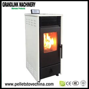 2017 New Design Biomass Fireplace Wood Pellet Stove