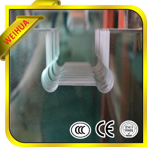 4-19mm Safety Clear / Colored Tempered Glass Door with CCC CE Certificates pictures & photos