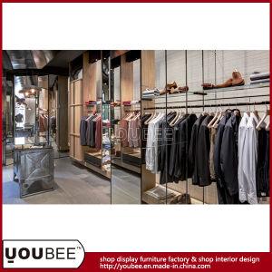Men Casual Garment Shopfitting, Men Clothes Shop Decoration pictures & photos