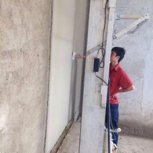 Construction Automatic Concrete Painting Machine for Building pictures & photos
