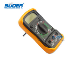 Digital LCD Multimeter AC DC Meter (XL830L) pictures & photos