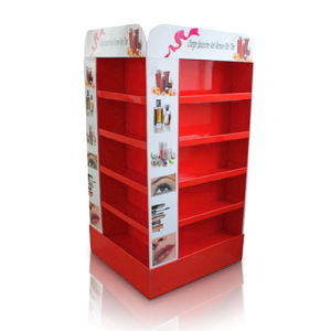 Multi-Faced Paper Display Stand, Pop Store Cardboard Display pictures & photos