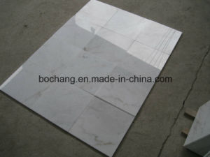 Chinese Guangxi White Marble Tile for Wall or Floor Decoration pictures & photos