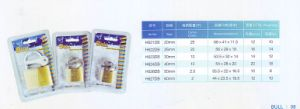 Heavy Duty Brass Padlock with Blister Pack pictures & photos