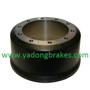BPW Brake Drum OE Number: 0310691070 for Truck, Heavy Duty Truck, Trailers, Semi-Trailers Truck pictures & photos
