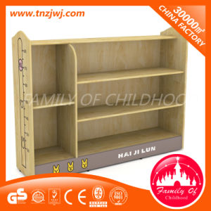Hot Sale Bag Cabinet Children Shelves Wooden Furniture pictures & photos