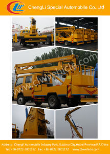 4X2 Dongfeng 14m High Lifting Platform Truck High-Altitude Operation Truck pictures & photos