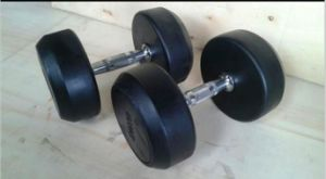 Gym Equipment/Fitness Equipment/Fixed Straight Barbell pictures & photos