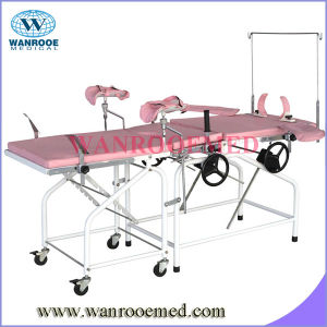 Metal Frame Obstetric Exam Table pictures & photos