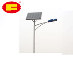 30W Solar Street Light with LED Light Source pictures & photos