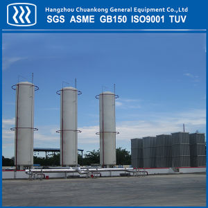ASME GB Cryogenic Liquid Oxygen Nitrogen CO2 LNG Tank pictures & photos
