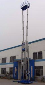 Mulit Mast Aerwork Platfrom / Super Aerial Work Platform / Aluminium Aerial Work Platfrom pictures & photos