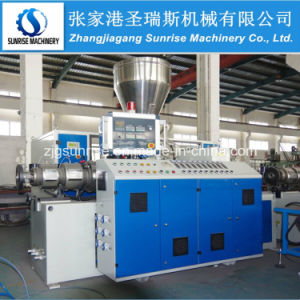 Reliable PVC Double Pipe Production Line Pipe Machine pictures & photos