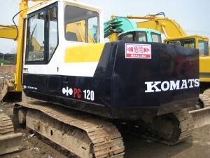 Used Komatsu Excavator PC120-5 (Komatsu PC120-5) pictures & photos