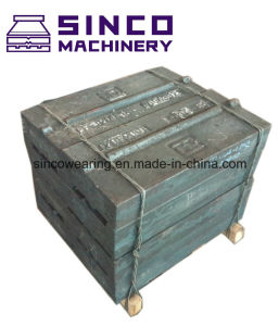 Impact Crusher Parts Blow Bar Cr26