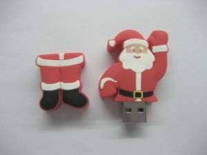 Christmas Gift USB Flash Memory USB 2.0 (OM-P147) pictures & photos