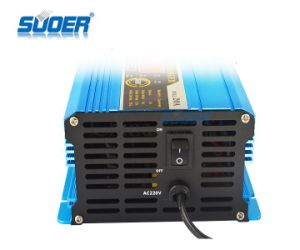 Suoer Manufacturer 12V 20A Battery Charger (DC-1220A) pictures & photos