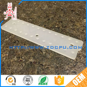 New Design Fishbone Plastic Wire Wrap Board / CNC Machining Drawing Plastic Plate pictures & photos
