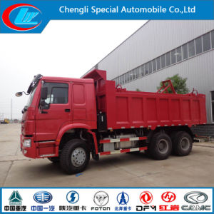 HOWO 336HP 6X4 Dump Truck pictures & photos