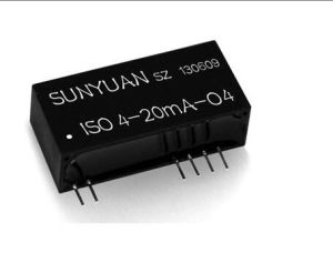 2-Wire Passive 4-20mA to Voltage Signal Isolation Converter ISO 4-20mA-O6 pictures & photos