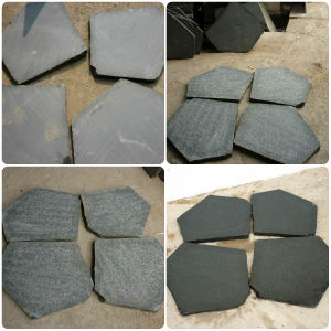 Granite Paver Stone Basalt pictures & photos