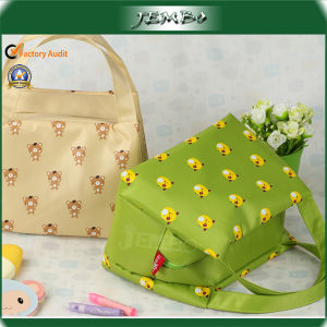 Easy Carry Fashion Printed Tote Lunch Chiller Bag pictures & photos