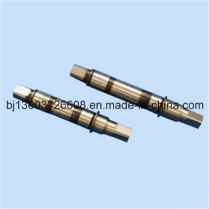 OEM CNC Machining Carbon Steel Shaft From Bojie