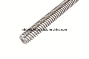 Multi Starts Trapezoidal Thread Rod Lead Screw pictures & photos